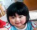 池田 莉奈ちゃんの写真