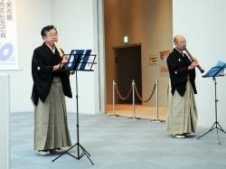 しもだて美術館開館10周年記念式典3