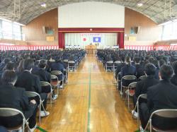 下館第一高等学校創立90周年記念式典1