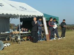 第9回筑西市長杯少年サッカー大会2
