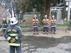 防火訓練3