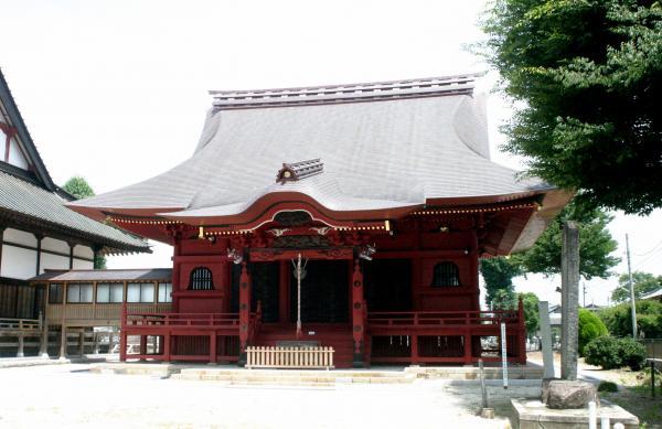 千妙寺総本堂