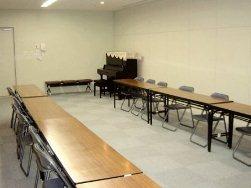 2階練習室
