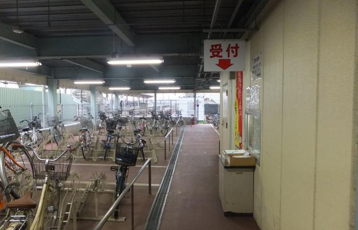 下館駅北口自転車駐車場06