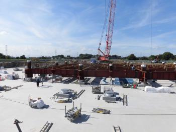 『病院建設7月(1)』の画像