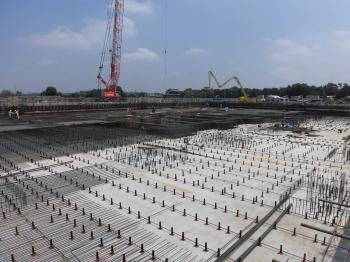 『病院建設5月(5)』の画像