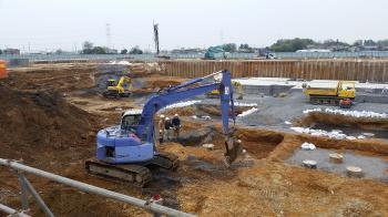 『病院建設4月(1)』の画像