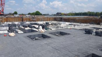 『病院建設4月(9)』の画像