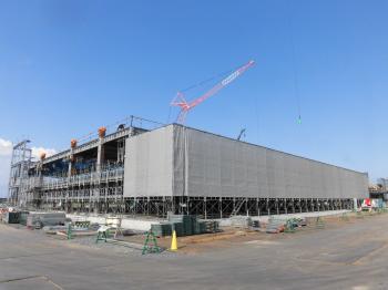 『病院建設9月(2)』の画像