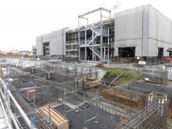 『病院建設9月(4)』の画像