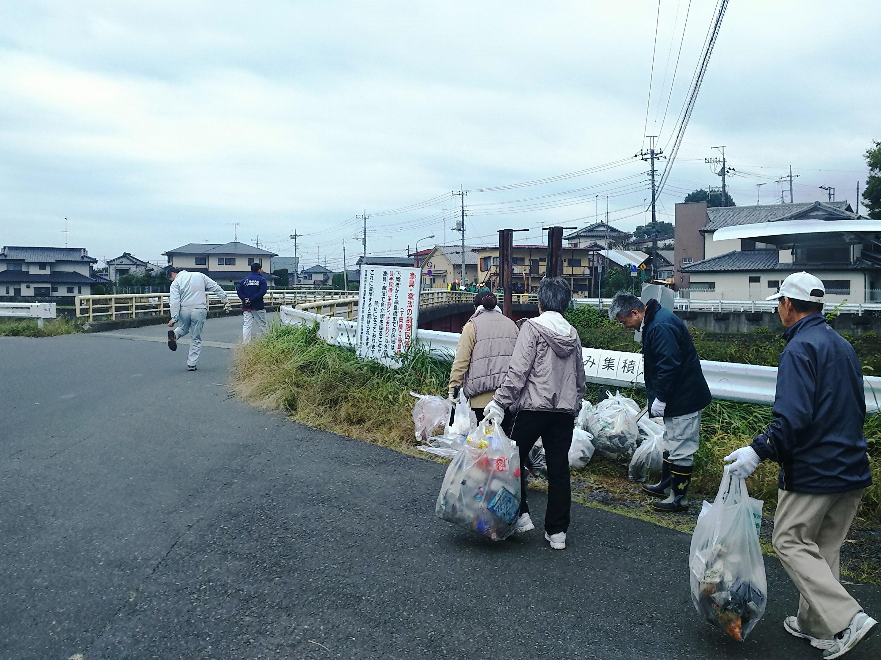 『河川清掃2017-2』の画像