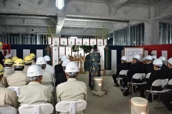『病院建設11月(5)』の画像