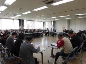 『29.11.7 民生委員児童委員 下館南部地区定例会』の画像
