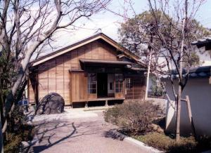 『波山先生生家』の画像
