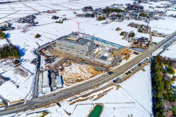 『病院建設30年1月(1)』の画像