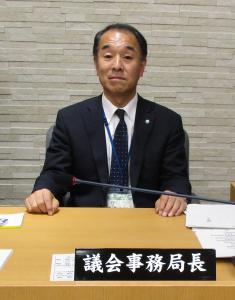 『事務局長』の画像