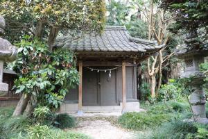 『旧尾見家 神輿蔵』の画像