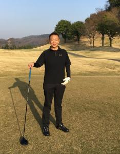『里村局長(ゴルフ)』の画像