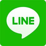 『LINEロゴ』の画像