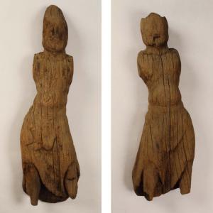 『木造天部形立像』の画像