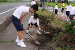 『生徒の活動』の画像