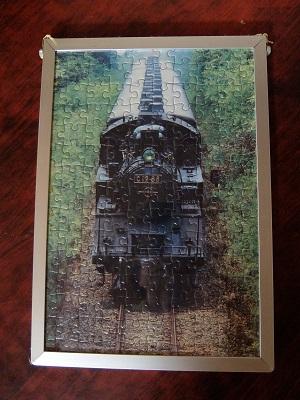『『真岡線を走るSLのジグソーパズル』の画像』の画像