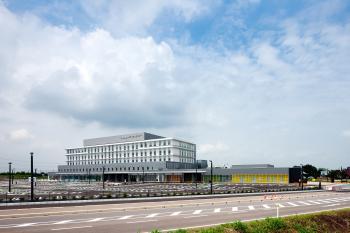 『病院建設30年8月(2)』の画像