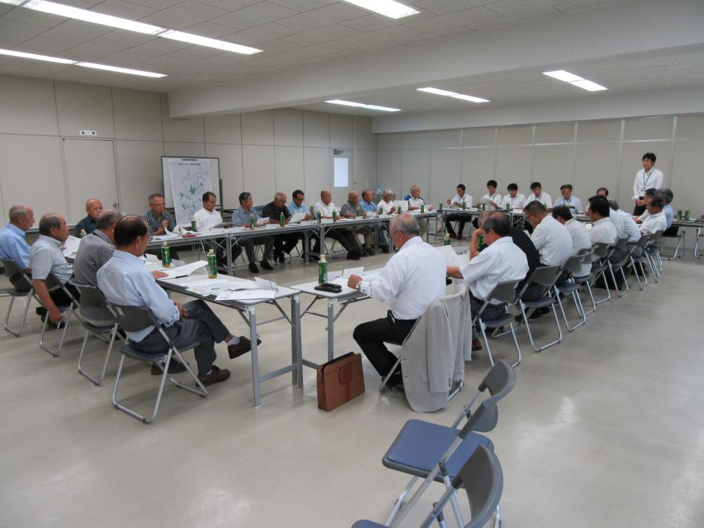 『30.6.27 農業集落排水連絡協議会』の画像
