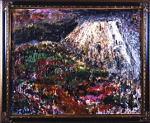 『老松と富士』の画像