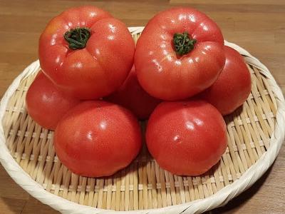 『吉野農園のトマト』の画像