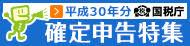 『平成30年分 確定申告特集』の画像