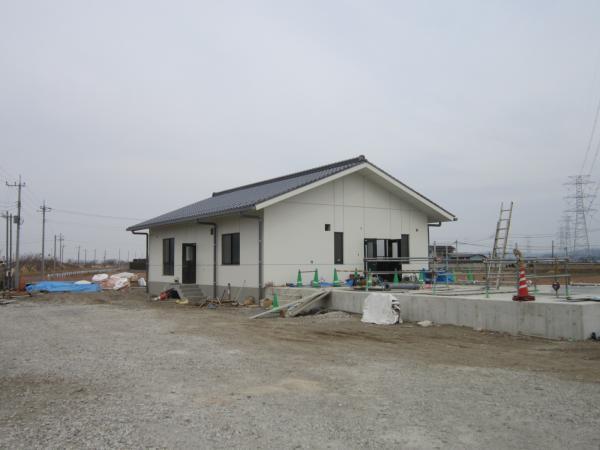 『河間北部処理施設建設』の画像