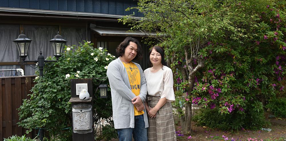 『石川さんご夫妻(昌輝さん 知子さん)』の画像