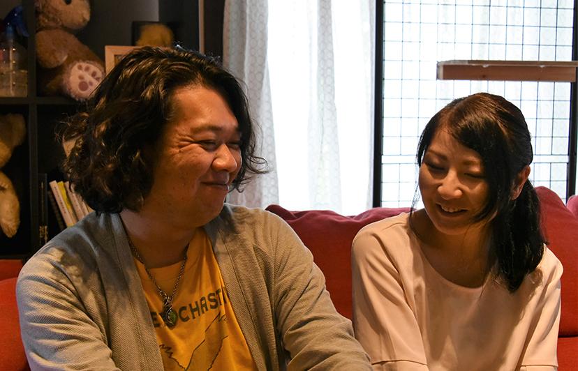 『石川さんご夫妻』の画像