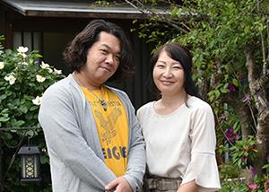 『石川さんご夫妻紹介サムネイル』の画像