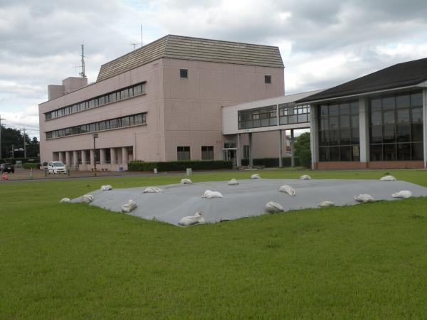 『植木(3)庁舎、土俵』の画像