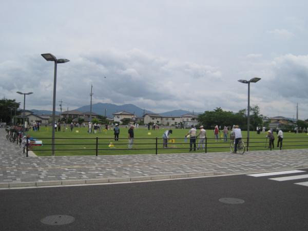 『ふれあい広場』の画像