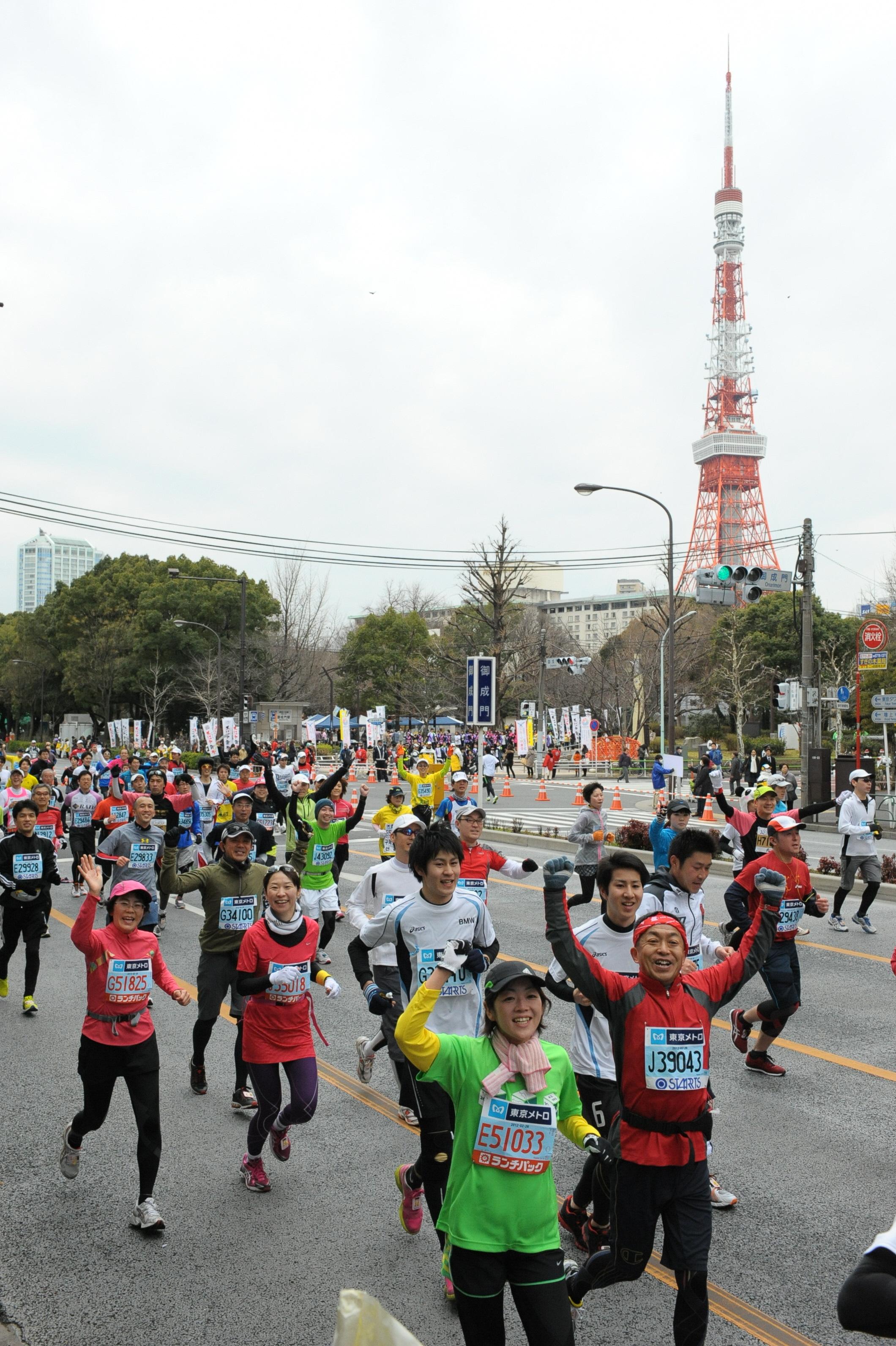 『東京マラソン(2)』の画像