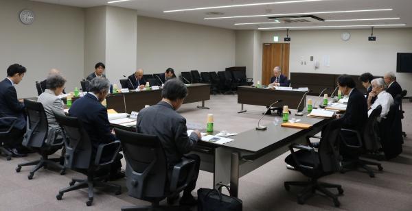 『第8回波山記念館整備検討委員会』の画像
