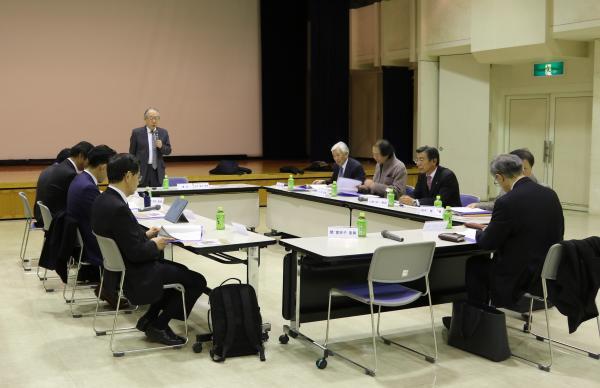 『第9回波山委員会』の画像