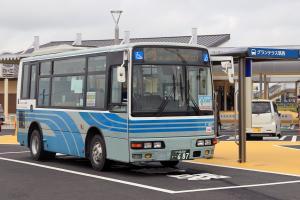 道の駅循環バス(ふるさと納税)