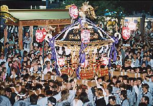 Shimodate Gion-Matsuri