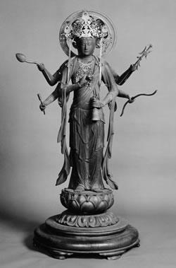 木造観世音菩薩立像(もくぞうかんぜおんぼさつりゅうぞう)