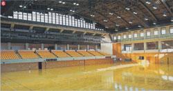 下館総合体育館